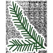 Christmas Day_Sticker Pine 3 Dark