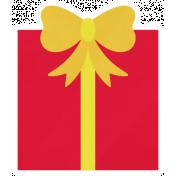 Christmas Day_Sticker Present 1