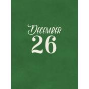 Christmas Day- JC December 26 3x4