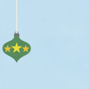 Christmas Day- JC Ornaments1 3x3