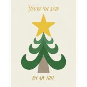 Christmas Day- JC Tree 3x4