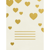 Christmas Day- JC Hearts Gold 3x4