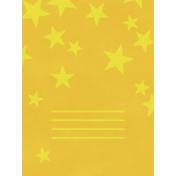 Christmas Day- JC Stars Yellow 3x4