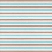 For The Love Of Chocolate- Paper Stripes Horizontal