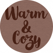 For The Love Of Chocolate- Tag Warm