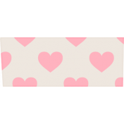For The Love Of Chocolate- Washi Tape Hearts