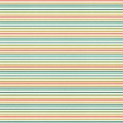 Picnic Day- Paper Stripes Multi