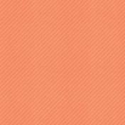 Picnic Day- Paper Stripes Orange