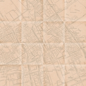 Picnic Day- Paper Map