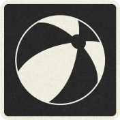 Picnic Day_Pictogram Chip_Black_Ball