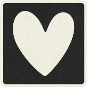 Picnic Day_Pictogram Chip_Black_HEART