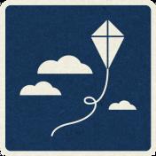 Picnic Day_Pictogram Chip_Blue Dark_Kite