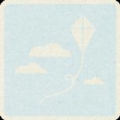 Picnic Day_Pictogram Chip_Blue Light_Kite