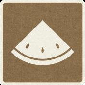 Picnic Day_Pictogram Chip_Brown Dark_Melon