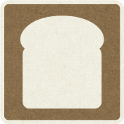 Picnic Day_Pictogram Chip_Brown Dark_Sandwich