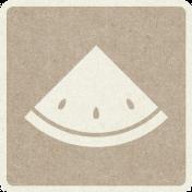 Picnic Day_Pictogram Chip_Brown Light_Melon