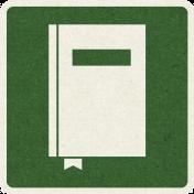 Picnic Day_Pictogram Chip_Green Dark_Book