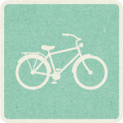 Picnic Day_Pictogram Chip_Mint_Bike