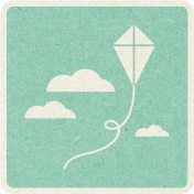 Picnic Day_Pictogram Chip_Mint_Kite