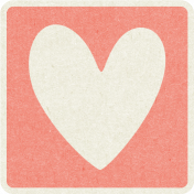 Picnic Day_Pictogram Chip_Pink_Heart