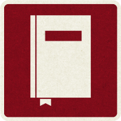 Picnic Day_Pictogram Chip_Red Dark_Book