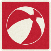 Picnic Day_Pictogram Chip_Red Light_Ball