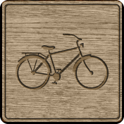 Picnic Day_Pictogram Chip_Wood_Bicycle