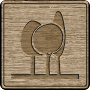 Picnic Day_Pictogram Chip_Wood_Trees