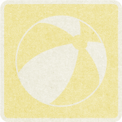 Picnic Day_Pictogram Chip_Yellow Light_Ball