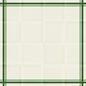Picnic Day_Paper_Folded_Dark Green