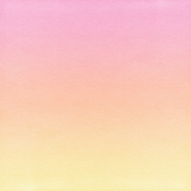 Summer Day- Paper Gradient Pink Peach Yellow