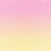 Summer Day- Paper Gradient Pink Yellow