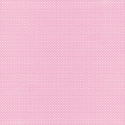 Raindrops & Rainbows- Paper Hearts Pink Light