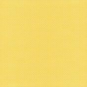 Raindrops & Rainbows- Paper Stars Yellow Dark