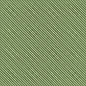 Raindrops & Rainbows- Paper Lines Green Dark