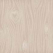 Nature Escape- Paper Woodgrain