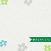 Nature Escape- JC Love Nature 3x3