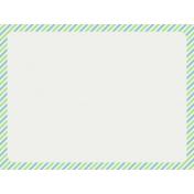 Nature Escape- JC Stripes 4x3- UnTextured