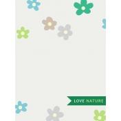 Nature Escape- JC Love Nature 3x4- UnTextured
