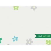 Nature Escape- JC Love Nature 4x3- UnTextured