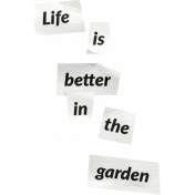 Nature Escape- Word Snippets Better