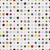 Crazy In Love- Paper Dots- UnTextured