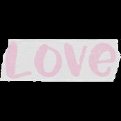 Crazy In Love- Tape Love Pink