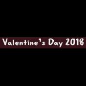 Crazy In Love- Tag 2018- UnTextured