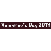 Crazy In Love- Tag 2019- UnTextured