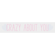 Crazy In Love- Tag About You- UnTextured