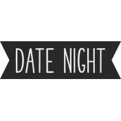Crazy In Love- Tag Date Night- UnTextured