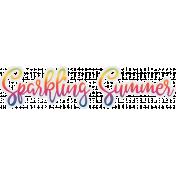Sparkling Summer- WA Sparkling- UnTextured