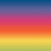 Sparkling Summer- Paper Gradient Multi- UnTextured