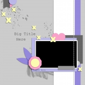 Layout Template 3